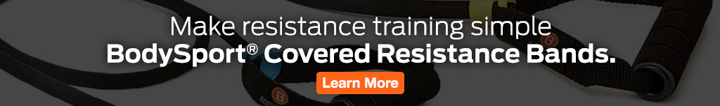 Full Page Ad – Take Resistance Training to the Next Level with BodySport  – Click to View Page