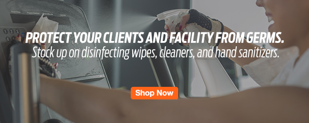 Half Page Ad – Keep Your Facility Clean with ELIVATE – Click to View Page