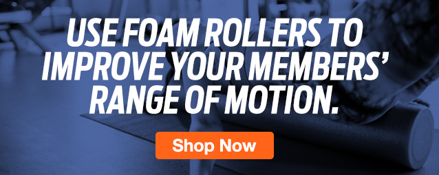 Half Page Ad – Shop Foam Rollers from Leading Brands – Click to View Page