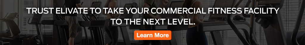 Full Page Ad – Count on ELIVATE for Commercial Fitness Solutions  – Click to View Page