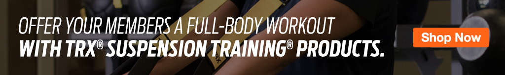 Full Page Ad – Offer Full-Body Workouts with TRX®  – Click to View Page