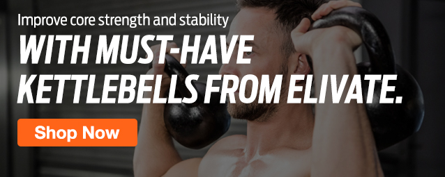Half Page Ad – Shop Kettlebells from Leading Brands – Click to View Page