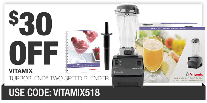 Vitamix TurboBlend