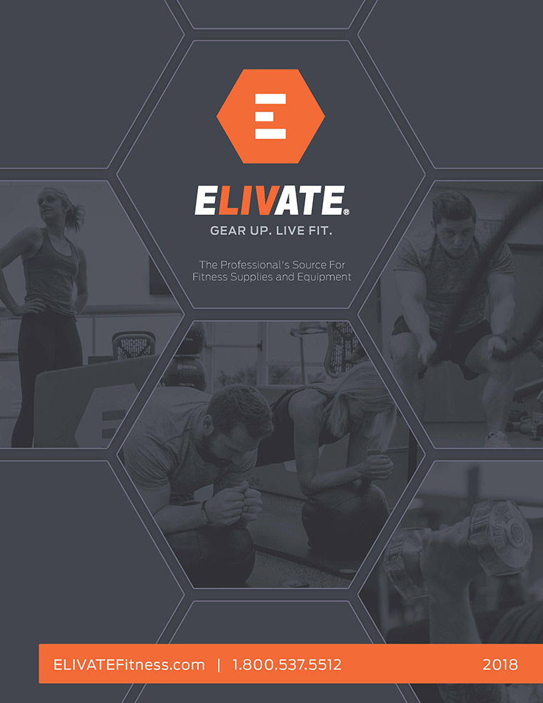 ELIVATE Catalog Cover Section