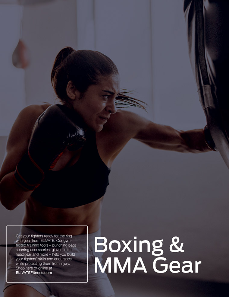 ELIVATE Catalog Boxing & MMA