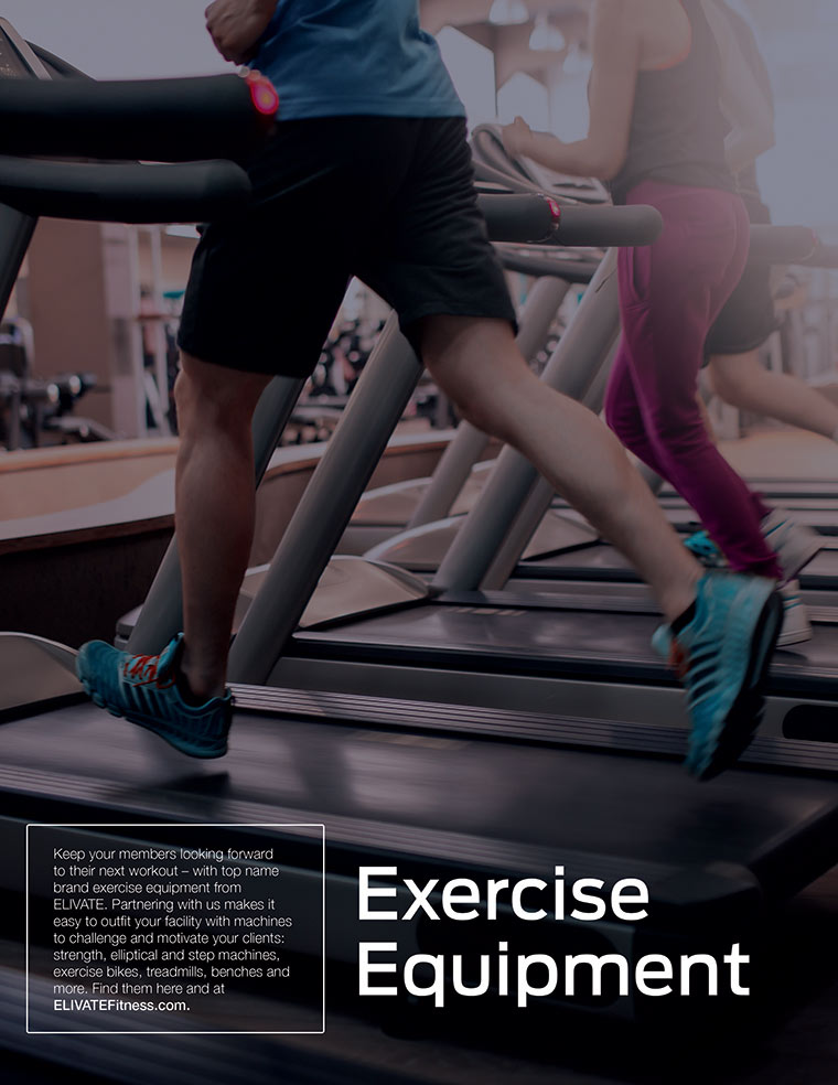 ELIVATE Catalog Exercise Equipment