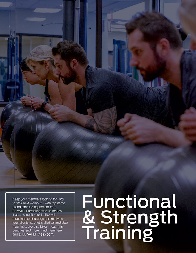 ELIVATE Catalog Funtional & Strength Training