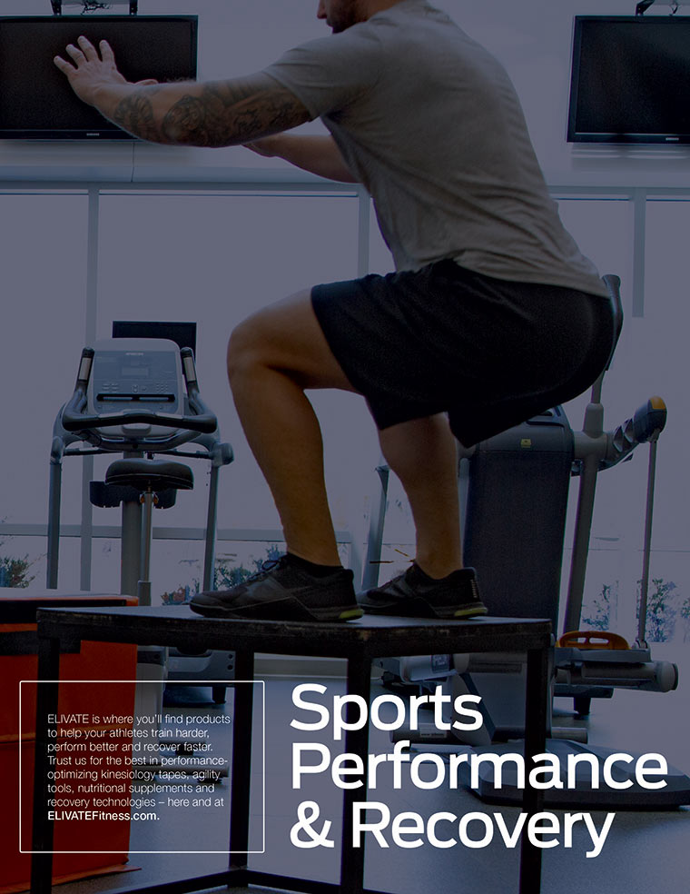 ELIVATE Catalog Sports Performance