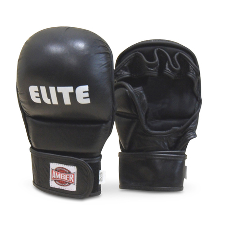 Amber Elite MMA Striking Training Gloves at ELIVATE™