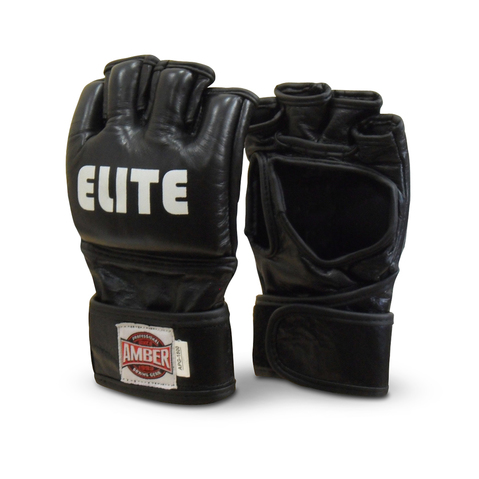 Amber Elite MMA Cage Gloves at ELIVATE™