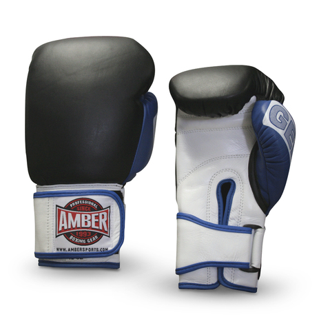 Amber Hook & Loop Gel Training Gloves at ELIVATE™