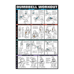 Dumbbell Workout Chart at ELIVATE™