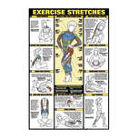 Exercise Stretches Chart at ELIVATE™