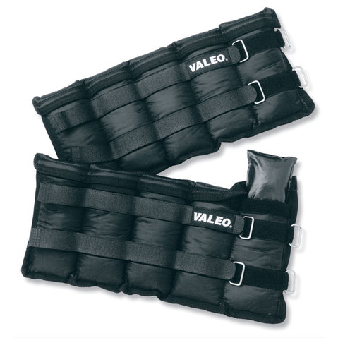 Pump Up Your Workout With Valeo Adjustable Wrist/Ankle Weights