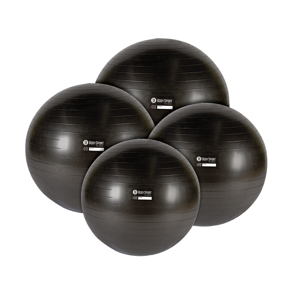 Body Sport Eco Series Exercise Balls