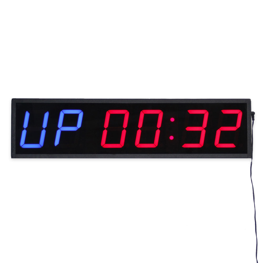 Multifunctional Gym Clock