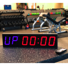 Body Sport Multifunctional Gym Clock