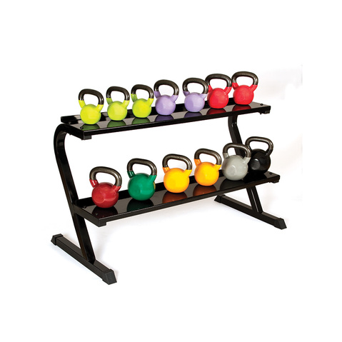 Body Sport Kettlebell Rack at ELIVATE™