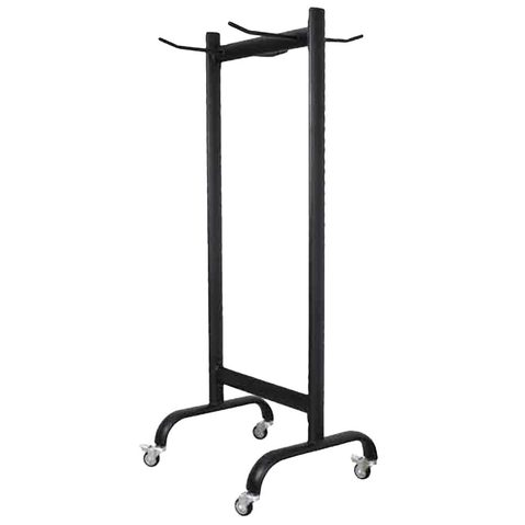 Body Sport® Adjustable Standing Mat Rack at ELIVATE