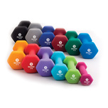 Body Sport Neoprene Dumbbells at ELIVATE™