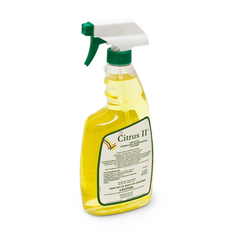 Citrus II Germicidal Cleaner at ELIVATE