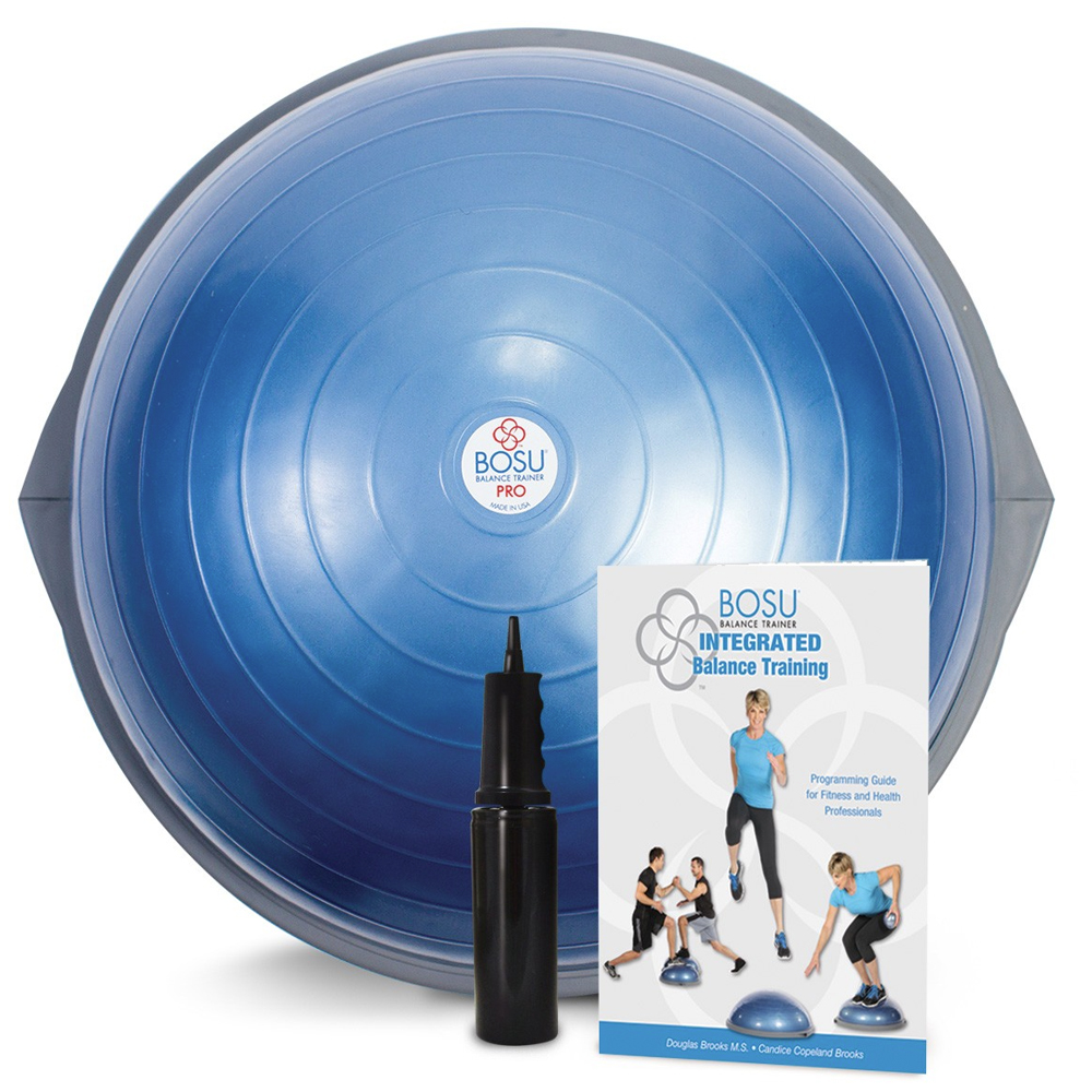 ELIVATE Featured Products - BOSU Pro Balance Trainer - Click to Shop