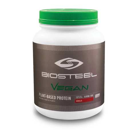 BioSteel Vegan Plant-Based Protein & Other Whey Protein Supplements at ELIVATE