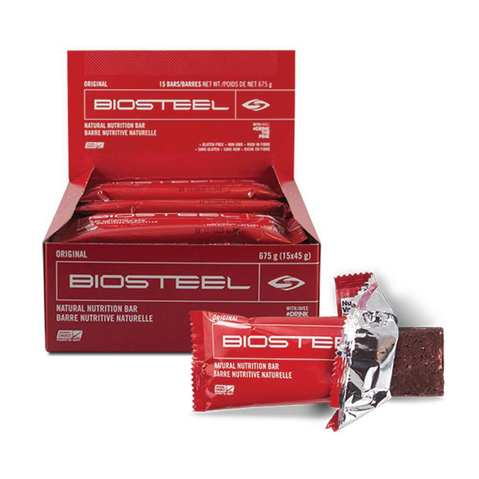 BioSteel Sports Nutritional Bar & Other Sports Nutrition Products at ELIVATE