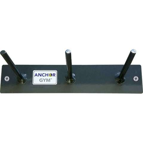 Anchor Gym Storage Rack for Fitness Bands and Straps