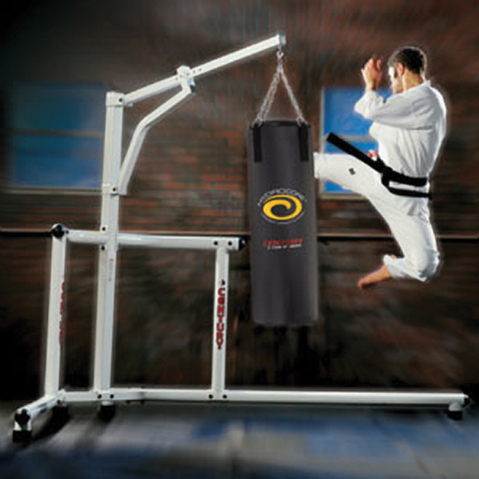 Cornerman Heavy Bag Stand & More at ELIVATE™
