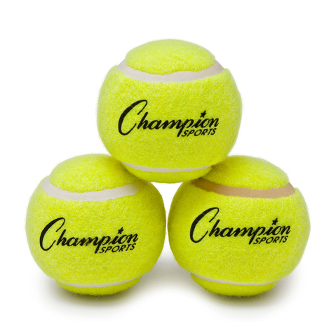 Tennis Balls, 3 Pack at ELIVATE™