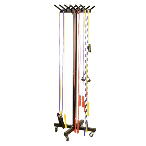 ELIVATE™'s Portable Jump Rope Cart