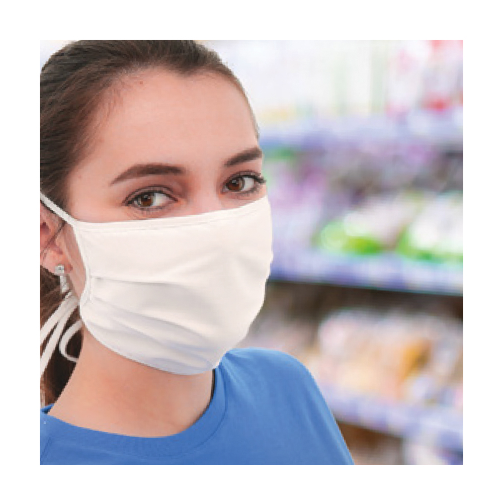 CORE PRODUCTS Layered Cloth Face Mask