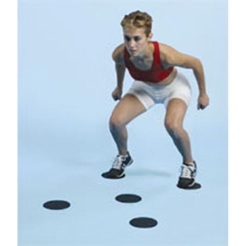 Agility Dots for Convenient Drills for Speed & Agility Training, Any Time