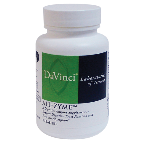 All-Zyme Digestive Enzyme Supplements at ELIVATE™