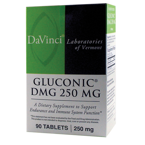 Gluconic DMG Chewable at ELIVATE™