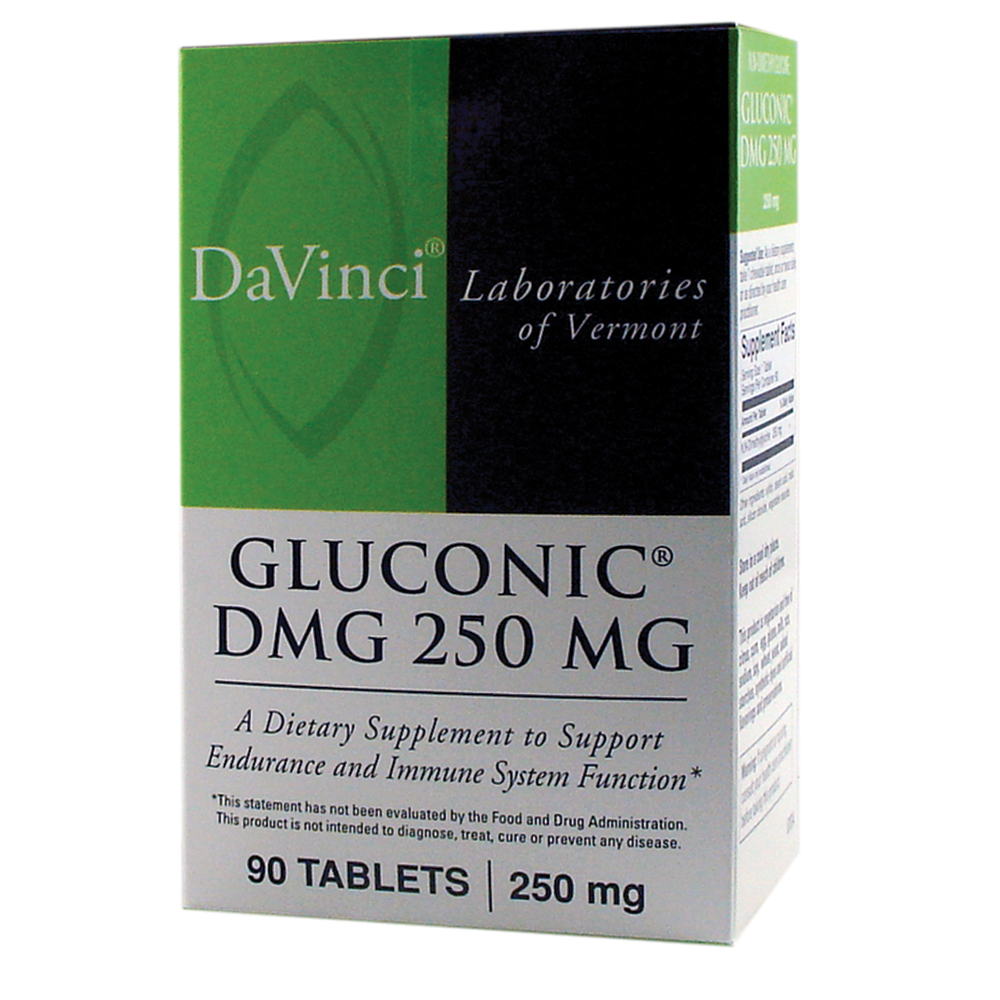 Gluconic DMG Chewable