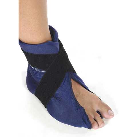 Hot/Cold Gel Foot Wrap