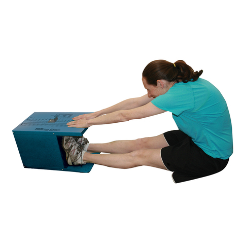 Baseline Flexibility Test with the Sit & Reach Box