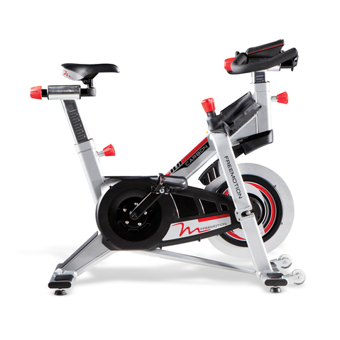 FreeMotion s11.9 Carbon Drive Indoor Cycle at ELIVATE™