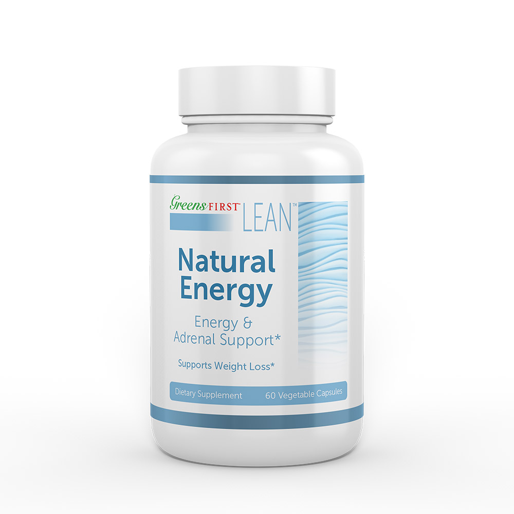GREENS FIRST® Natural Energy