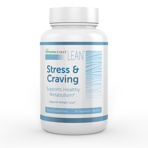 Greens First LEAN™ Stress & Craving