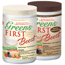 Greens First Boost