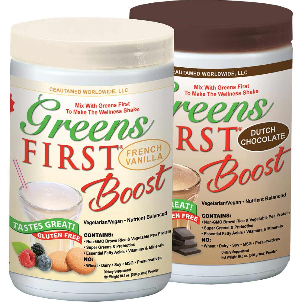 GREENS FIRST® Greens First Boost