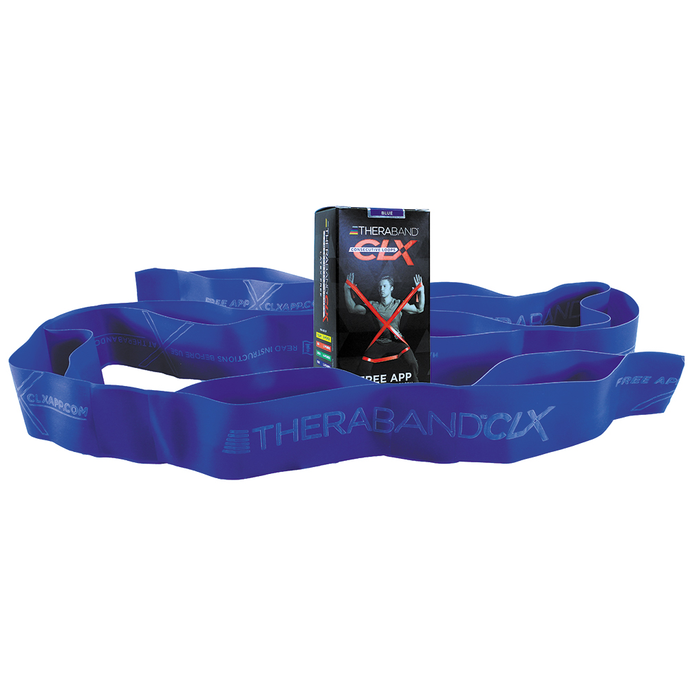 THERABAND™ CLX™ Consecutive Loop Bands