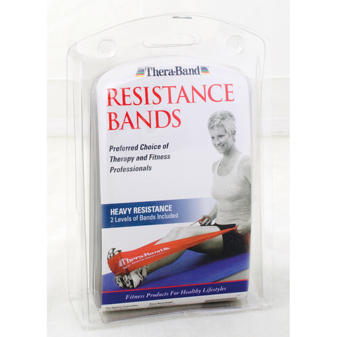 Thera-Band Resistance Band Refill Kit