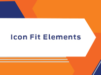 Icon Fit Elements