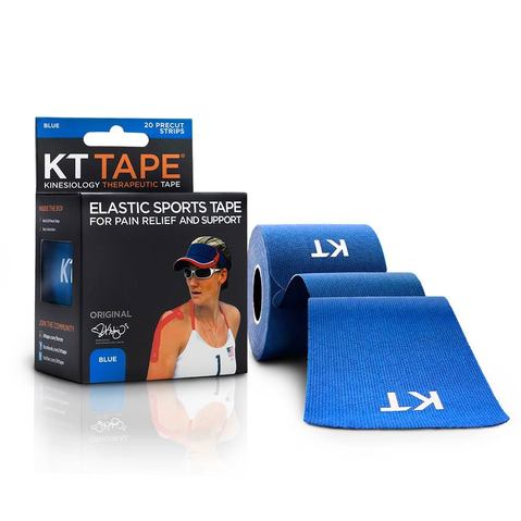KT TAPE Cotton Precut Strips & More at ELIVATE