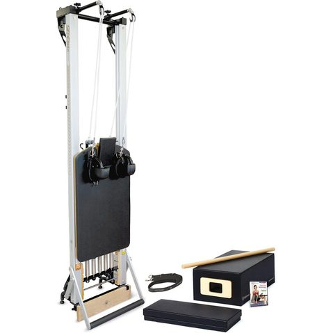 Merrithew SPX® Max Reformer with Vertical Stand Bundle at ELIVATE