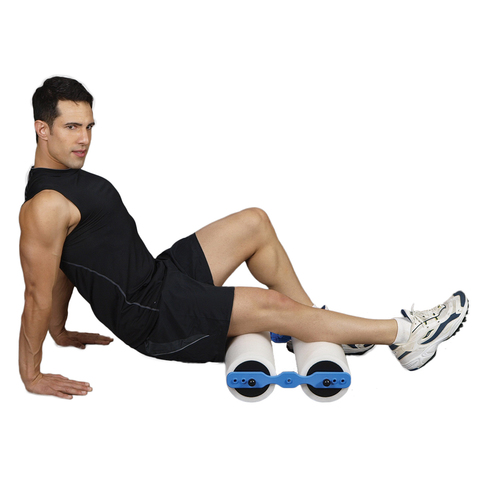 The Multi-Roller foam roller